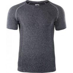 IQ Koszulka męska Gelan Black Melange r. L. Szare koszulki sportowe męskie marki IQ, l. Za 69,40 zł.