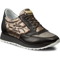 Sneakersy EVA MINGE - Leon 3Q 18SM1372450ES 601. Czarne sneakersy damskie Eva Minge, z materiału. W wyprzedaży za 259,00 zł.