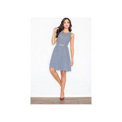 Sukienki: Sukienka M295 Granat