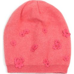 Czapka damska  Frozen garden różowa. Czerwone czapki zimowe damskie marki Art of Polo. Za 66,01 zł.
