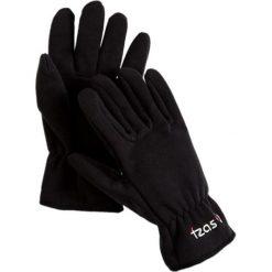Rękawiczki damskie: Rękawiczki w kolorze czarnym