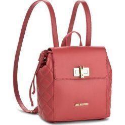 Plecaki damskie: Plecak LOVE MOSCHINO – JC4023PP15LB0500 Rosso