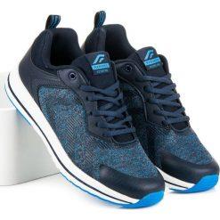 Wygodne buty sportowe AX BOXING niebieskie. Niebieskie buty skate męskie AX BOXING. Za 119,00 zł.