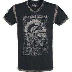 Pink Floyd EMP Signature Collection T-Shirt czarny. Czarne t-shirty męskie z nadrukiem marki Pink Floyd, xl, z dekoltem na plecach. Za 99,90 zł.