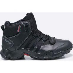 Adidas Performance - Buty Terrex AX2R Beta. Czarne buty trekkingowe męskie marki adidas Performance, z materiału, na sznurówki, outdoorowe, climawarm (adidas). W wyprzedaży za 349,90 zł.