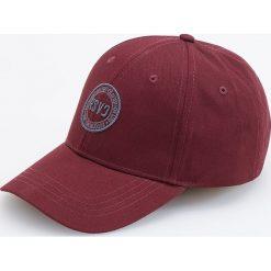Czapka z daszkiem - Fioletowy. Fioletowe czapki z daszkiem męskie Reserved. Za 39,99 zł.