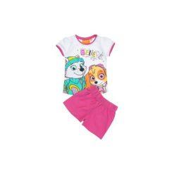 Piżama dziewczęca Psi Patrol z printem. Białe bielizna dziewczęca marki Reserved, l. Za 29,99 zł.
