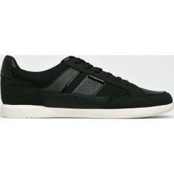 Jack & Jones - Buty. Czarne buty skate męskie Jack & Jones, z gumy, na sznurówki. W wyprzedaży za 189,90 zł.
