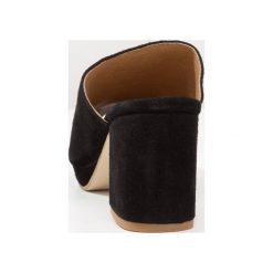 Chodaki damskie: Shoe The Bear SALLY Klapki black