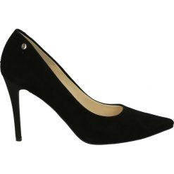 Buty ślubne damskie: Czółenka - 208 CAMOS NER