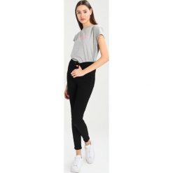 Jeansy damskie: Vero Moda VMSOPHIA NEW  Jeansy Slim Fit black