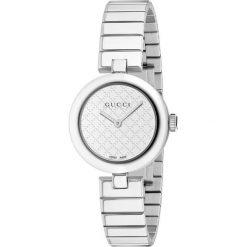 ZEGAREK GUCCI Diamantissima YA141502. Białe zegarki damskie GUCCI, ze stali. Za 3780,00 zł.