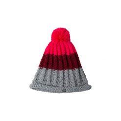 COLOR KIDS  Czapka Robertu - czerwony. Czerwone czapeczki niemowlęce marki Color Kids, z materiału. Za 79,00 zł.