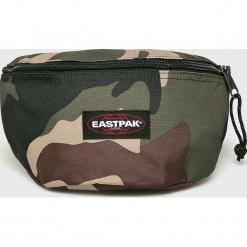 Eastpak - Nerka. Szare walizki marki Eastpak, w paski, z materiału, małe. Za 79,90 zł.