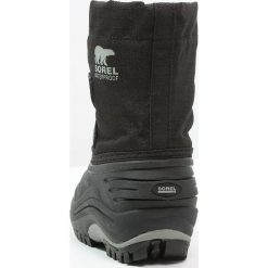 Buty zimowe damskie: Sorel SUPER TROOPER Śniegowce black