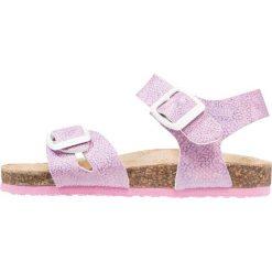 a0722620709 Primigi Sandały lavanda. Różowe sandały dziewczęce Primigi, ze skóry  ekologicznej.