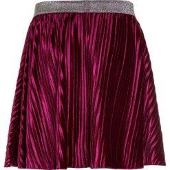 OVS SKIRT PLISSE Spódnica plisowana beet red. Czarne spódniczki dziewczęce marki OVS, z materiału. Za 129,00 zł.