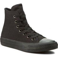 Trampki CONVERSE - Ctas II Hi 151221C Black/Black. Czarne trampki męskie marki Reserved. W wyprzedaży za 239,00 zł.
