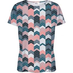 Colour Pleasure Koszulka damska CP-030 103 zielona r. M/L. Fioletowe bluzki damskie marki Colour pleasure, uniwersalny. Za 70,35 zł.