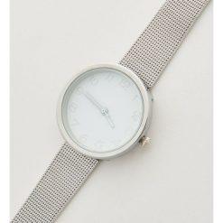 Zegarek - Srebrny. Szare zegarki damskie marki House, srebrne. Za 39,99 zł.