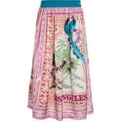 Spódniczki dziewczęce z falbankami: Replay Spódnica plisowana white/orange/blue