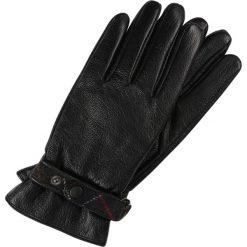Rękawiczki damskie: Barbour Rękawiczki pięciopalcowe black