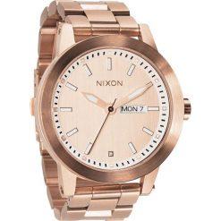 Zegarki damskie: Zegarek damski All Rose Gold Nixon Spur A2631897