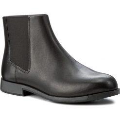 Sztyblety CAMPER - Bowie K400023-001 Black. Czarne buty zimowe damskie Camper, z materiału. Za 625,00 zł.