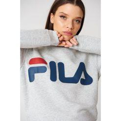 Bluzy męskie: FILA Bluza Classic Logo - Grey