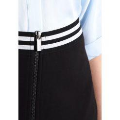 Spódniczki ołówkowe: Karen by Simonsen Spódnica ołówkowa  black