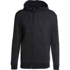 Bejsbolówki męskie: Under Armour BASELINE HOODIE Bluza rozpinana black