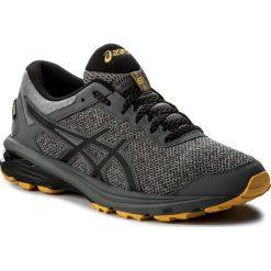 Buty sportowe męskie: Buty ASICS – GT-1000 6 G-TX GORE-TEX T7B2N  Carbon/Black/Gold Fusion 9790