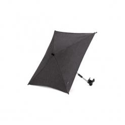 Mutsy  Parasol przeciwsłoneczny Nio North Grey - szary. Szare parasole Mutsy. Za 190,00 zł.