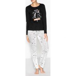 Piżamy damskie: Piżama jednorożec