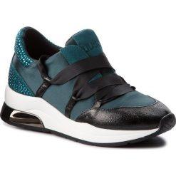 Sneakersy LIU JO - Karlie 03 B68001 TX001 Teal S1001. Zielone sneakersy damskie Liu Jo, z materiału. Za 739,00 zł.