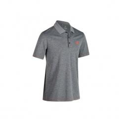 Koszulka polo do golfa Adidas męska. Szare koszulki polo Adidas, l. Za 139,99 zł.