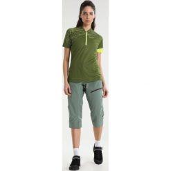 T-shirty damskie: Ziener CLODETTE LADY TRICOT Tshirt z nadrukiem warm olive