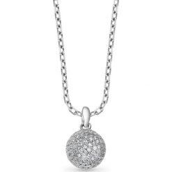 Łańcuszki męskie: Wisiorek Srebrny - srebro 925, Cyrkonia