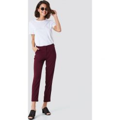Spodnie damskie: Rut&Circle Spodnie Amera - Red