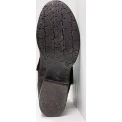 MJUS Śniegowce nero. Czarne buty zimowe damskie MJUS, z materiału. W wyprzedaży za 395,85 zł.