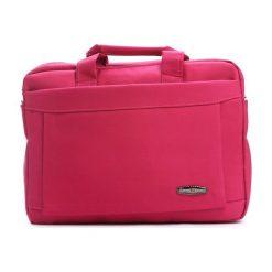 Fuksjowa Torba na Laptopa With Flying Colors. Różowe torby na laptopa marki other. Za 79,99 zł.