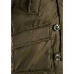 Odzież dziecięca: GAP WARMEST SNORKEL Płaszcz puchowy army jacket green