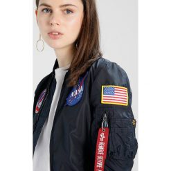 Odzież damska: Alpha Industries NASA REVERSIBLE  Kurtka Bomber dark blue