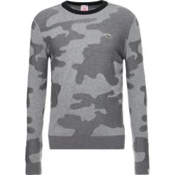 Kardigany męskie: Lacoste LIVE Sweter arsenic chine/argent chin