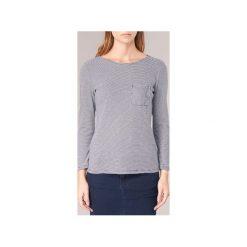 T-shirty z długim rękawem Petit Bateau  LOZER. Niebieskie t-shirty damskie Petit Bateau, l. Za 143,20 zł.