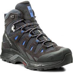 Trekkingi SALOMON -  Quest Prime Gtx W GORE-TEX 399724 20 V0 India Ink/Phantom/Amparo Blue. Niebieskie buty trekkingowe damskie Salomon. W wyprzedaży za 479,00 zł.