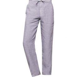 Chinosy męskie: 120% Lino PANTALONE UOMO Spodnie materiałowe medium grey