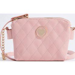 Torebki i plecaki damskie: Mini torebka dla dziewczynki little princess – Różowy