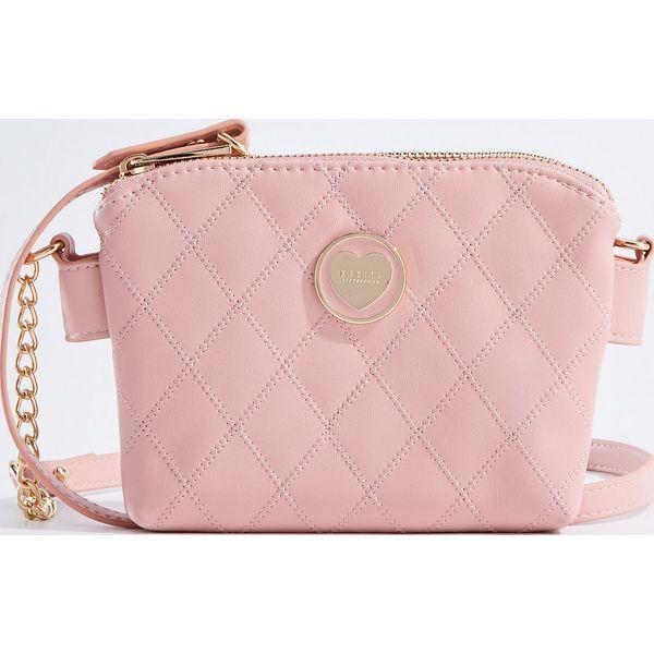 b917b4e226ec3 Mini torebka dla dziewczynki little princess - Różowy - Różowe ...