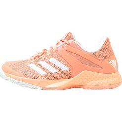 Buty sportowe damskie: adidas Performance ADIZERO CLUB  Obuwie multicourt coral